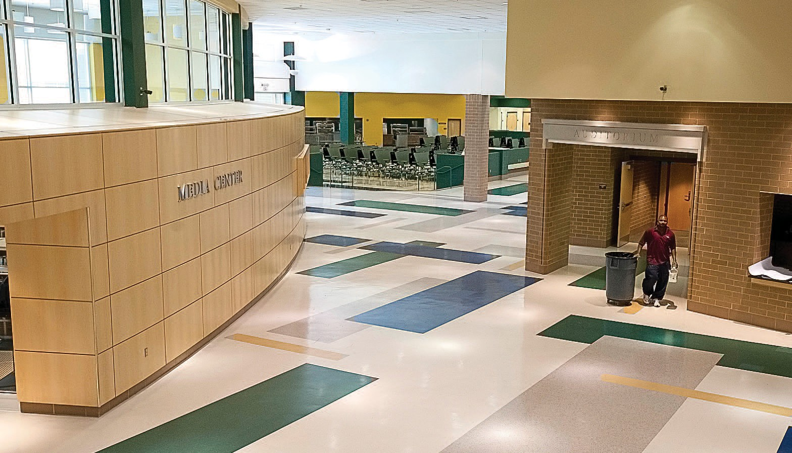 New year, new school for Clover Hill High | Chesterfield Observer
