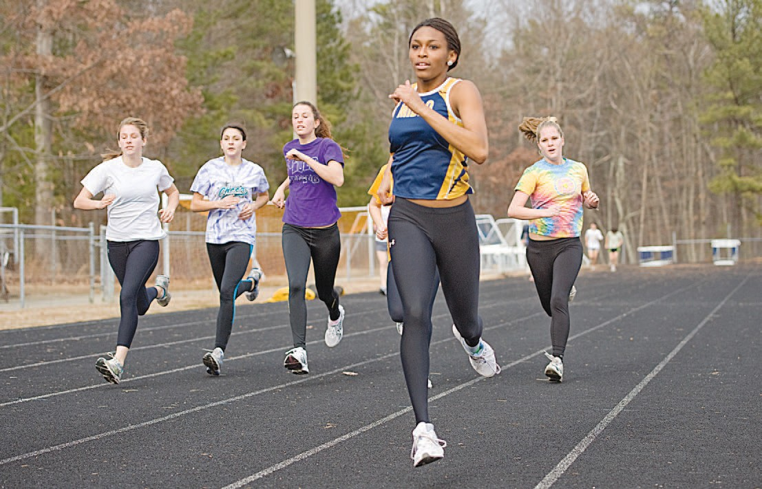 Sims brings something different to Midlothian track