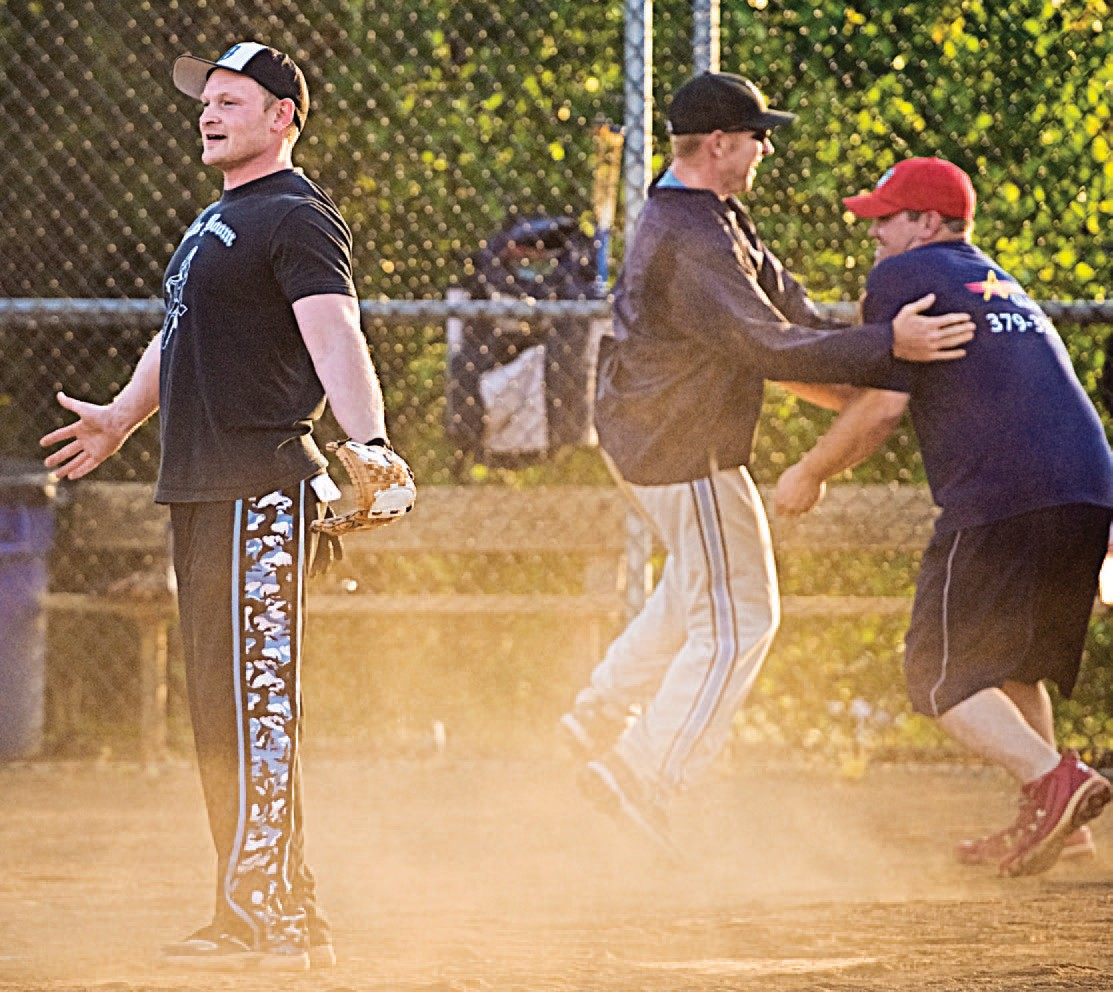 County adult softball leagues up to bat   Chesterfield Observer